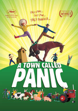 A Town Called Panic - Panique Au Village